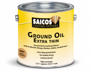 GROUND OIL EXTRA THIN