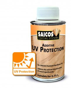 Saicos UV additive for Oils